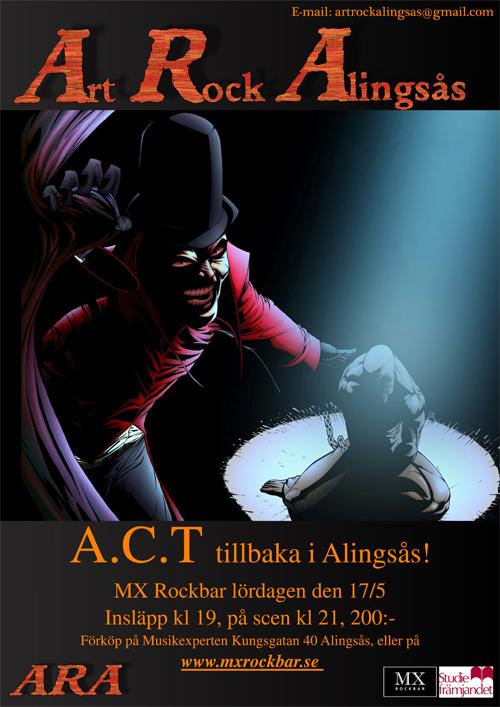 ACT på MX Rockbar