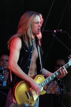 Intervju med Doug Aldrich, Whitesnake