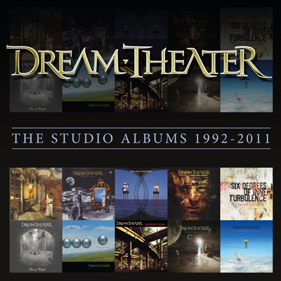 Dream Theater släpper cd-box.