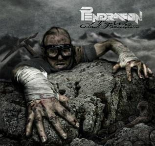 Pendragon avslöjar titel och omslag på nästa skivsläpp.