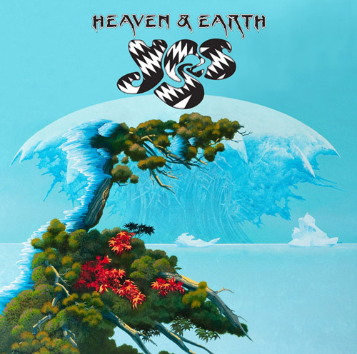 Believe Again –  smakprov från kommande Yes albumet Heaven & Earth.