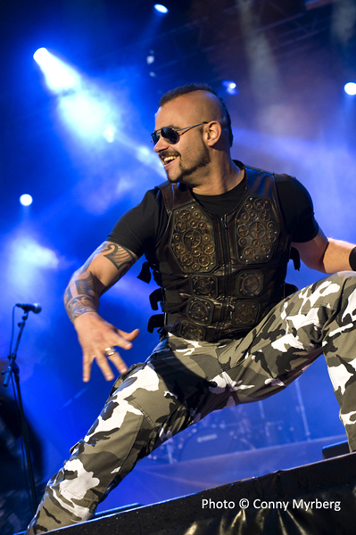 Ny video To Hell And Back med Sabaton.