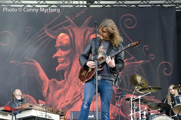 OPETH's kommande studioalbum Pale Communion framflyttad.