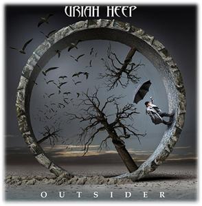 """Uriah Heep och deras nya singel Eine Minute """"tyska versionen"""" finns nu på Spotify."""