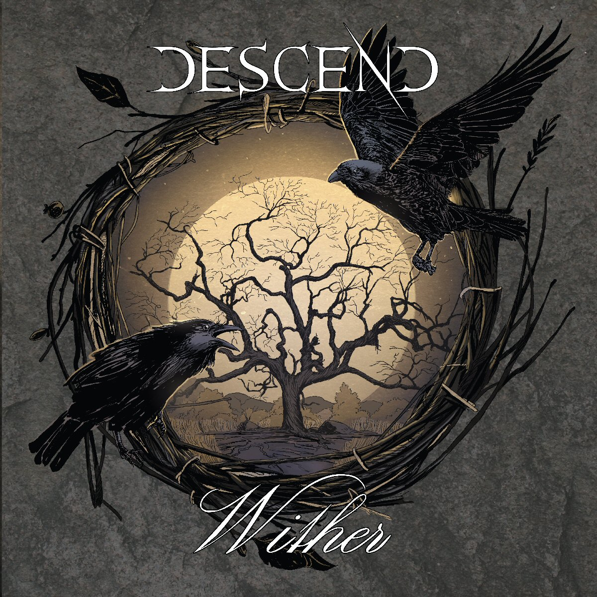 Descend – Wither