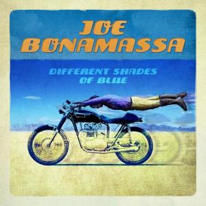 Joe Bonamassa släpper nytt soloalbum i september.