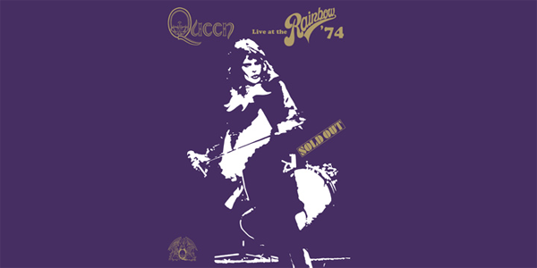 Queen – Live At The Rainbow 1974.