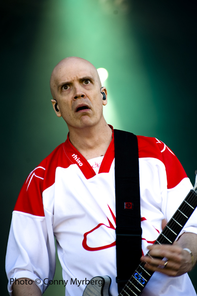 "Ny Devin Townsend video ""Hyperdrive""."