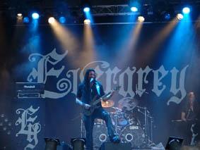 Englund, Evergrey, live