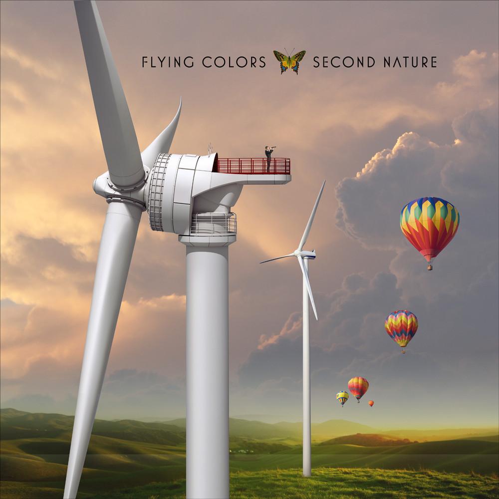 Flying Colors presenterar nytt material