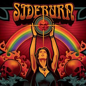 Nya singeln Rainbows End från Sideburn ute.