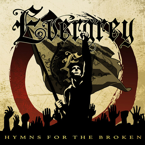 EVERGREY's nya video King of Errors ligger ute.