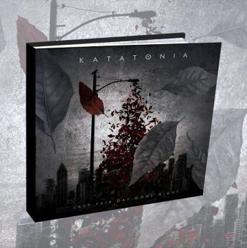 Katatonia har lagt ut livevideon July från kommande Last Fair Day Gone Night (live at KOKO)