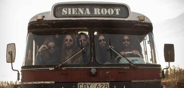 Root rock-pionjärerna Siena Root är tillbaka med sitt nya album Pioneers!