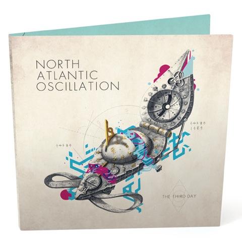 Smakprov från kommande North Atlantic Oscillation offentliggjord.