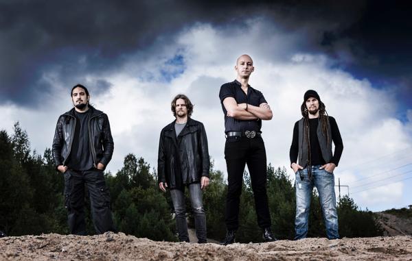 Svenska progmetalbandet Soen släpper nytt.