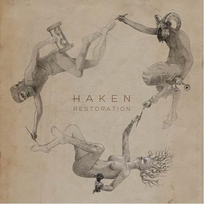 Nya videon från Haken ligger ute.