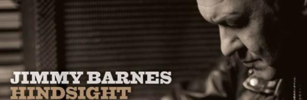 Jimmy Barnes firar 30 år som soloartist genom att släppa albumet Hindsight 29 oktober