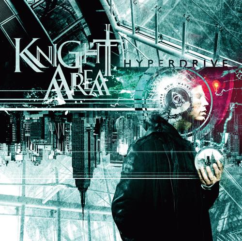 KNIGHT AREA's fjärde studioalbum ute 14 oktober.
