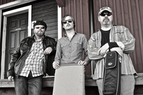 Johan Randén med band kör John Mayer tribute på MX Rockbar
