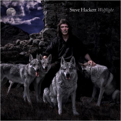 Steve Hackett offentliggör skivomslag