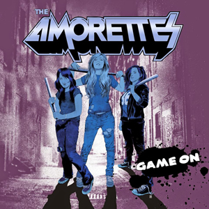 Amorettes, The - Game On - 2015