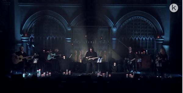 Katatonia har lagt en aptitretare från kommande konsertfilmen.