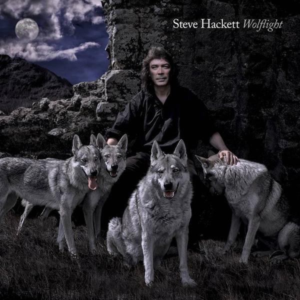 Wolflight – ny video från Steve Hacket.
