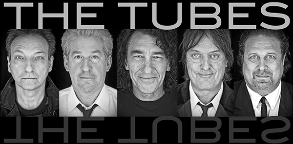 Legendariska The Tubes kommer till Sticky Fingers.