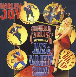 GUNHILD CARLING AND THE CARLING BIG BAND - HARLEM JOY