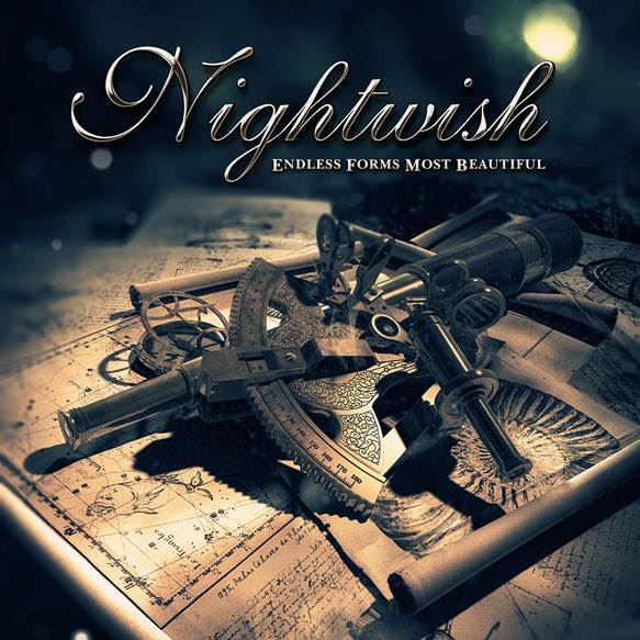 NIGHTWISH – ny singel/video Endless Forms Most Beautiful