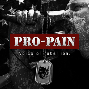Pro-Pain - Voice Of Rebellion - 2015