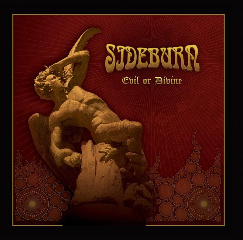 Sideburn har lagt ut textvideon Sea Of Sins.