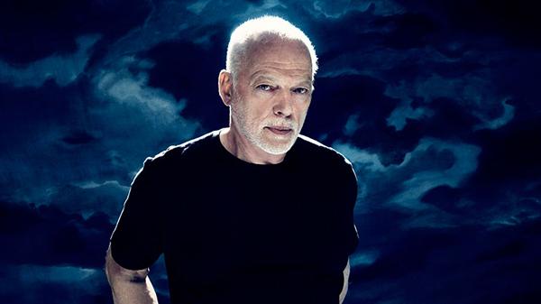 David Gilmour: nytt album ute i september.
