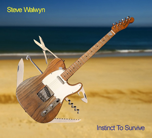 Steve Walwyn - Instinct To Survive - 2015