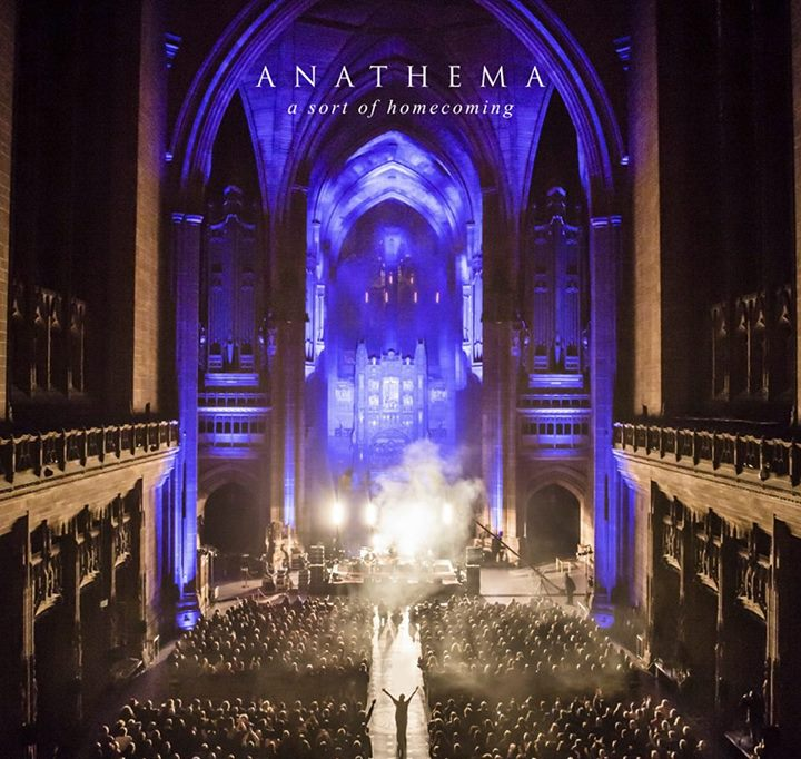 "Kscope presenterar Anathema's ""A Sort of Homecoming""."