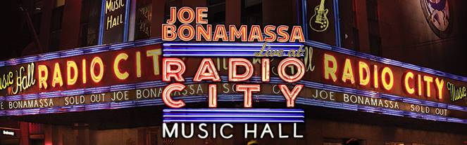 Joe Bonamassa live.