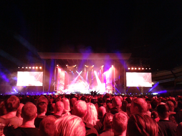 Metallica – Nya Ullevi, Göteborg – 22/8-2015