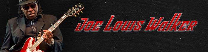 Blueslegendaren Joe Louis Walker släpper nytt.
