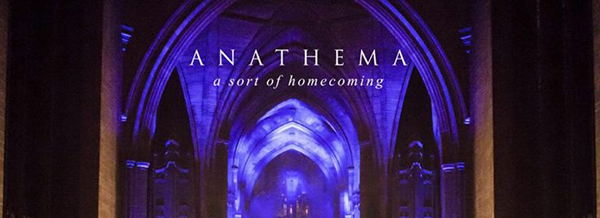 Anathema – nytt  smakprov från  A Sort of Homecoming ligger ute.
