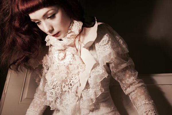 The Anchoress skriver på för Kscope och släpper debut.