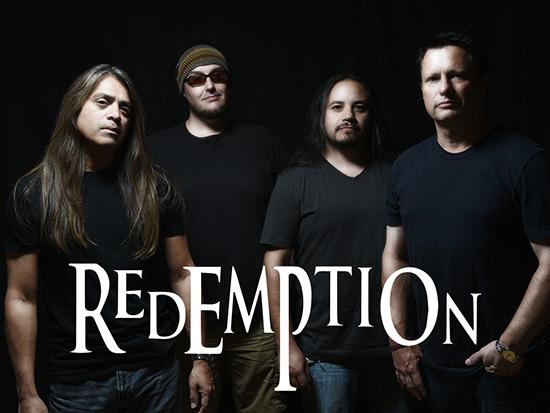 Nytt från Redemption 2016.