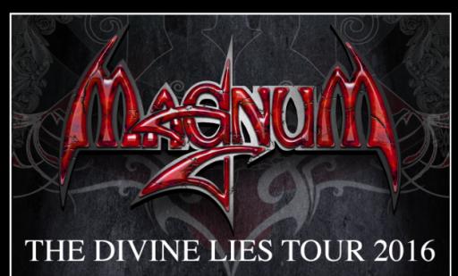 Magnum annonserar nytt album och Sverige besök 2016.