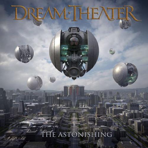 Dream Theater – ny site för kommande plattan.