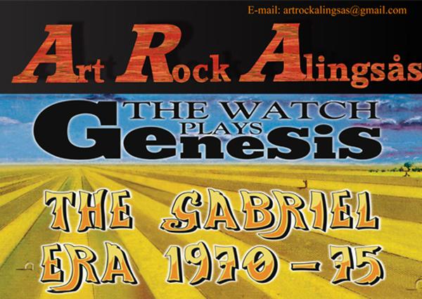 The Watch spelar Genesislåtar.