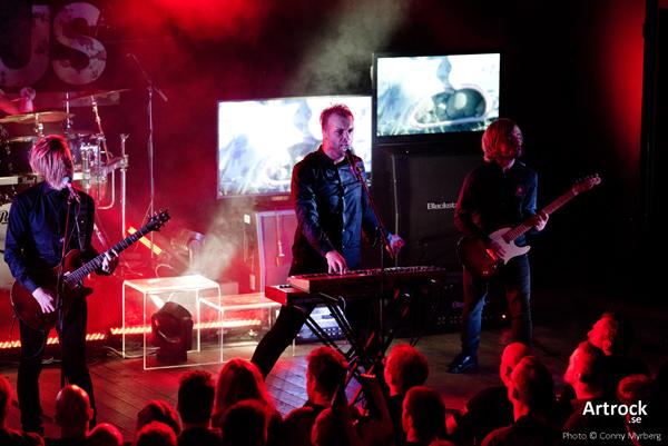 Leprous annonserar, första live Dvd/CD´n spelas in på Rockfeller.