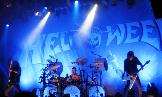 """Setlists från Helloween, Rage och Crimes of Passion gig på Trädgårn/Göteborg nu """"online""""."""