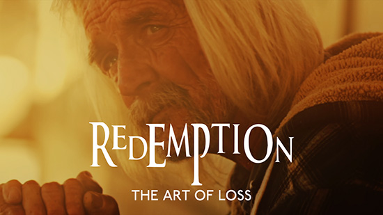 REDEMPTION – nya videon The Art of Loss ute.