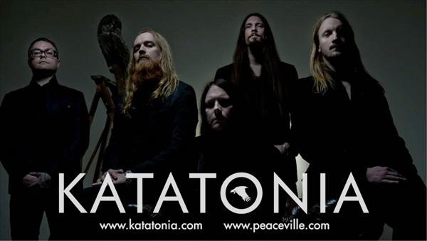 Första singeln från nya albumet The Fall of Hearts med Katatonia är presenterad.