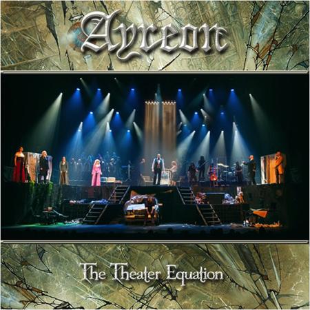 Ayreon släpper livealbum i juni månad.